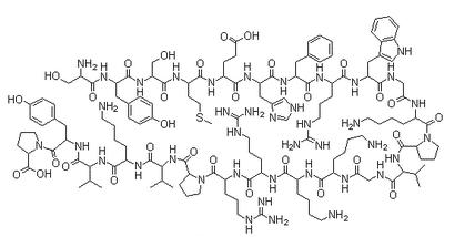 Tetracosactide Acetate CAS 16960-16-0