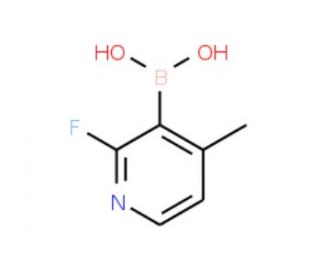 2-Fluoro-4-methylpyridine-3-boronic acid CAS 1029654-30-5
