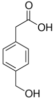 4-(Hydroxymethyl)phenylaceticacid CAS 73401-74-8
