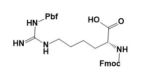 Fmoc-D-HomoArg(Pbf)-OH CAS AANA-0122