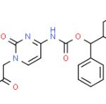 (4-N-(Benzhydryloxycarbonyl)cytosine)-1-acetic CAS 186046-78-6