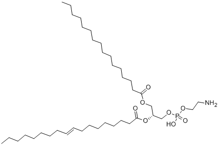 1-Palmitoyl-2-Oleoylphosphatidylethanolamine CAS 10015-88-0