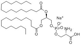 1,2-Dipalmitoyl-sn-glycero-3-PS (sodium salt) CAS 145849-32-7