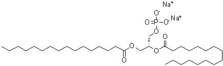 Disodium (2R)-2,3-Bis(Palmitoyloxy)Propyl Phosphate CAS 169051-60-9
