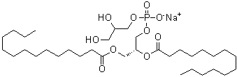 1,2-Dimyristoyl-sn-glycero-3-phospho-(1′-rac-glycerol) sodium salt CAS 200880-40-6