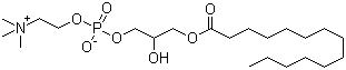 1-Myristoyl-sn-glycero-3-phosphocholine CAS 20559-16-4