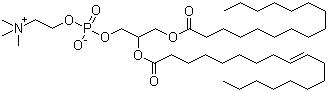 2-Oleoyl-1-palmitoyl-sn-glycero-3-phosphocholine CAS 26853-31-6