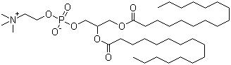 1,2-Dipalmitoyl-sn-glycero-3-phosphocholine CAS 63-89-8