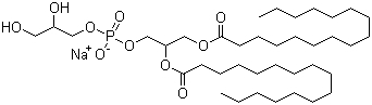 Dipalmitoyl phosphatidylglycerole sodium salt CAS 67232-81-9