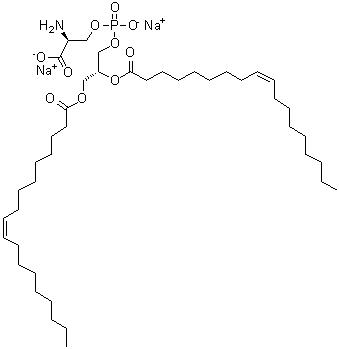 1,2-Di-(9Z-octadecenoyl)-sn-glycero-3-phospho-L-serine sodium salt CAS 90693-88-2